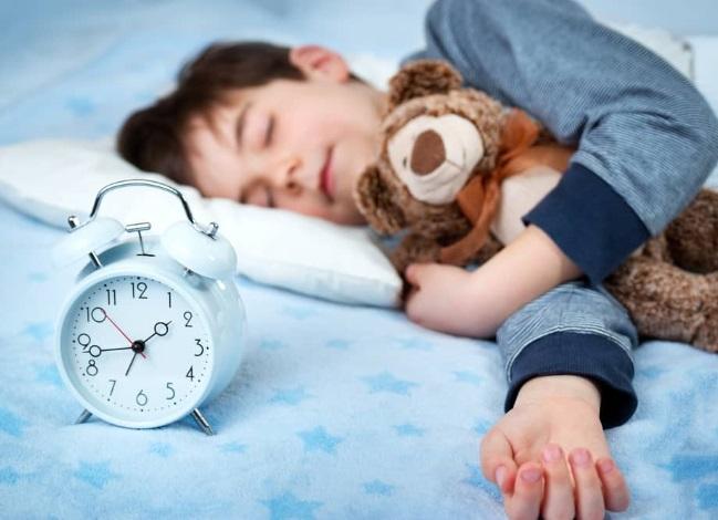 Çocuklar İçin Uykunun Gerekliliği