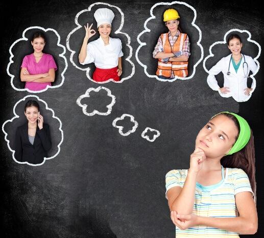 Çocuklarda Doğru Meslek Seçimi