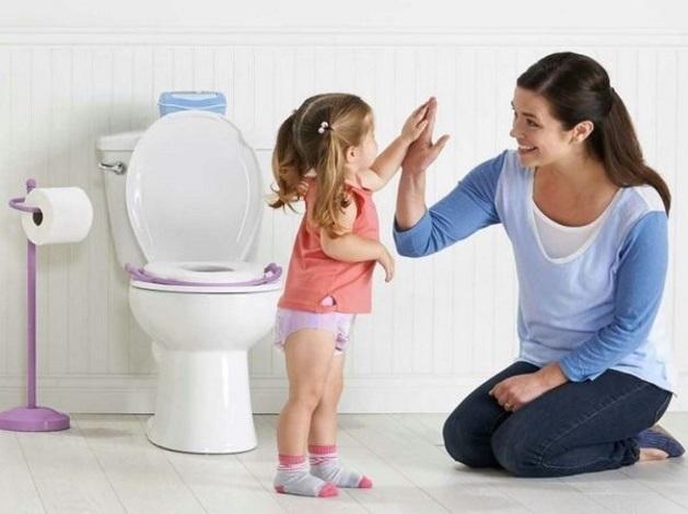 Çocuklara Tuvalet Eğitimi