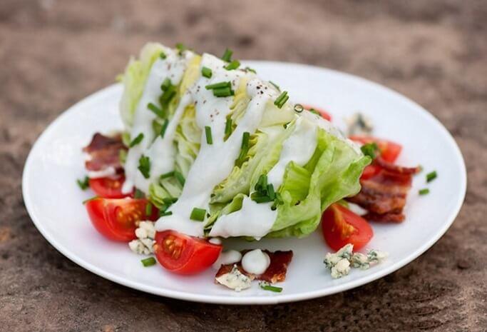 Göbek Salatası Tarifi